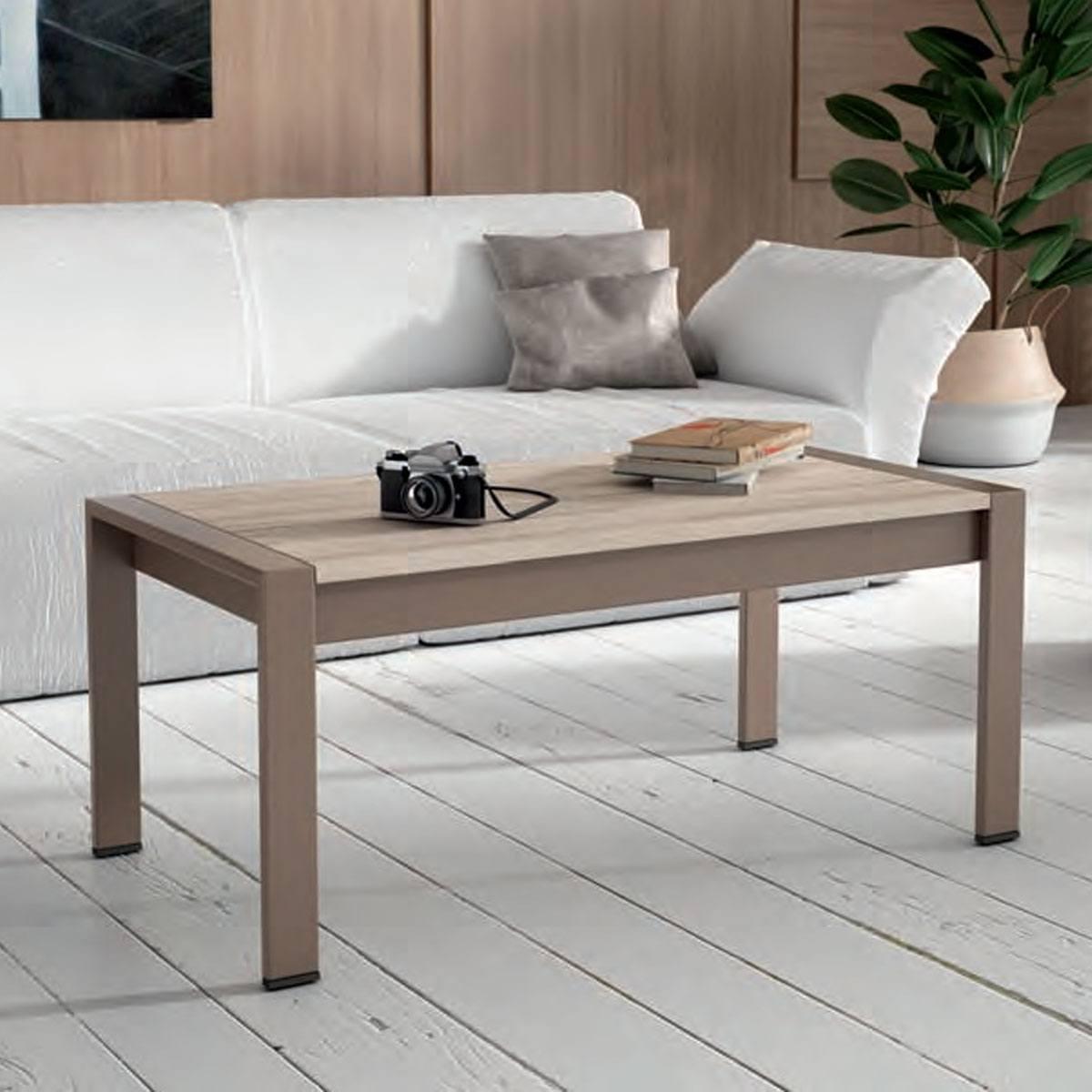 Mesa de centro elevable patas rectas. Comprar mesa de centro ...