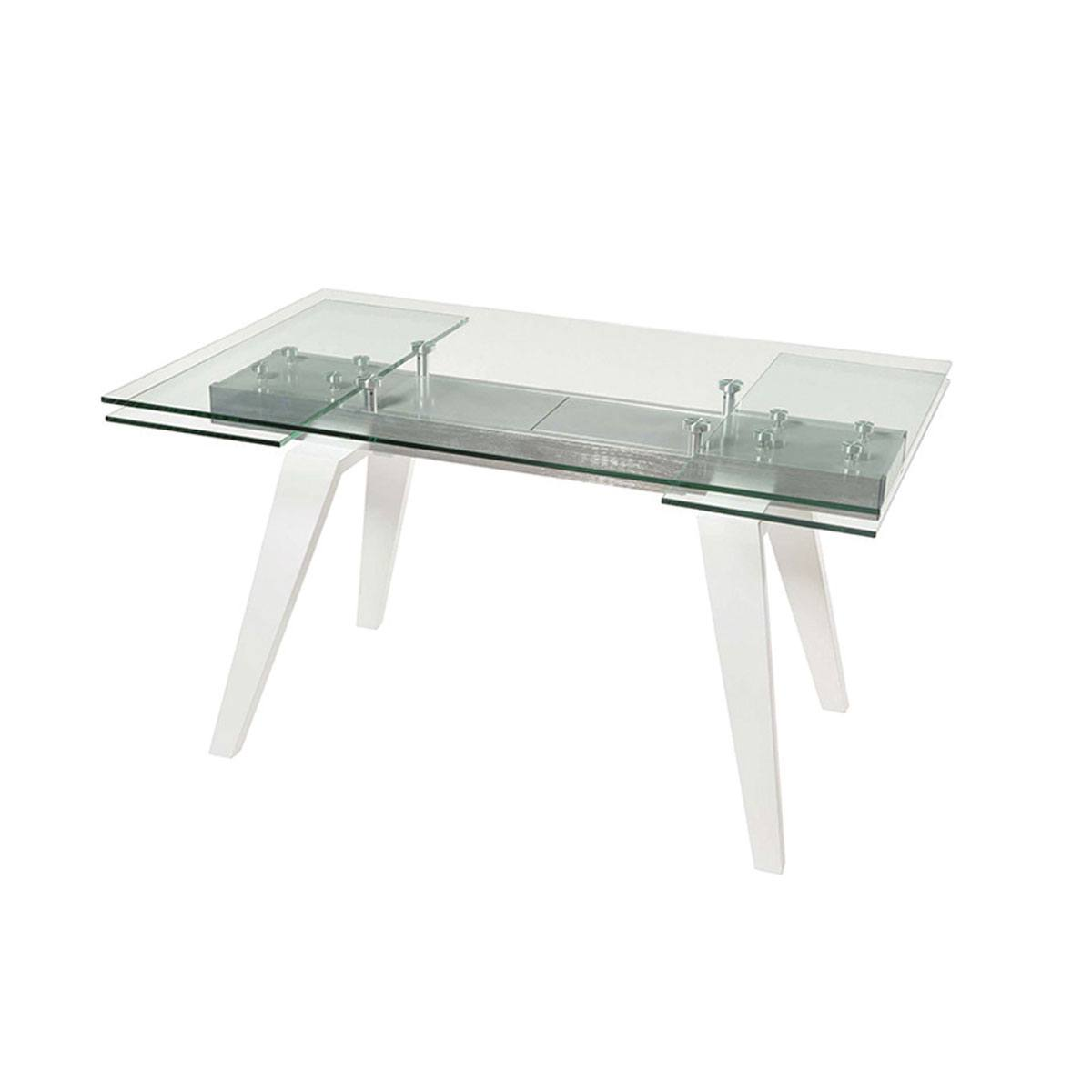 Mesa de comedor extensible 140cm - 210cm. comprar mesas ...