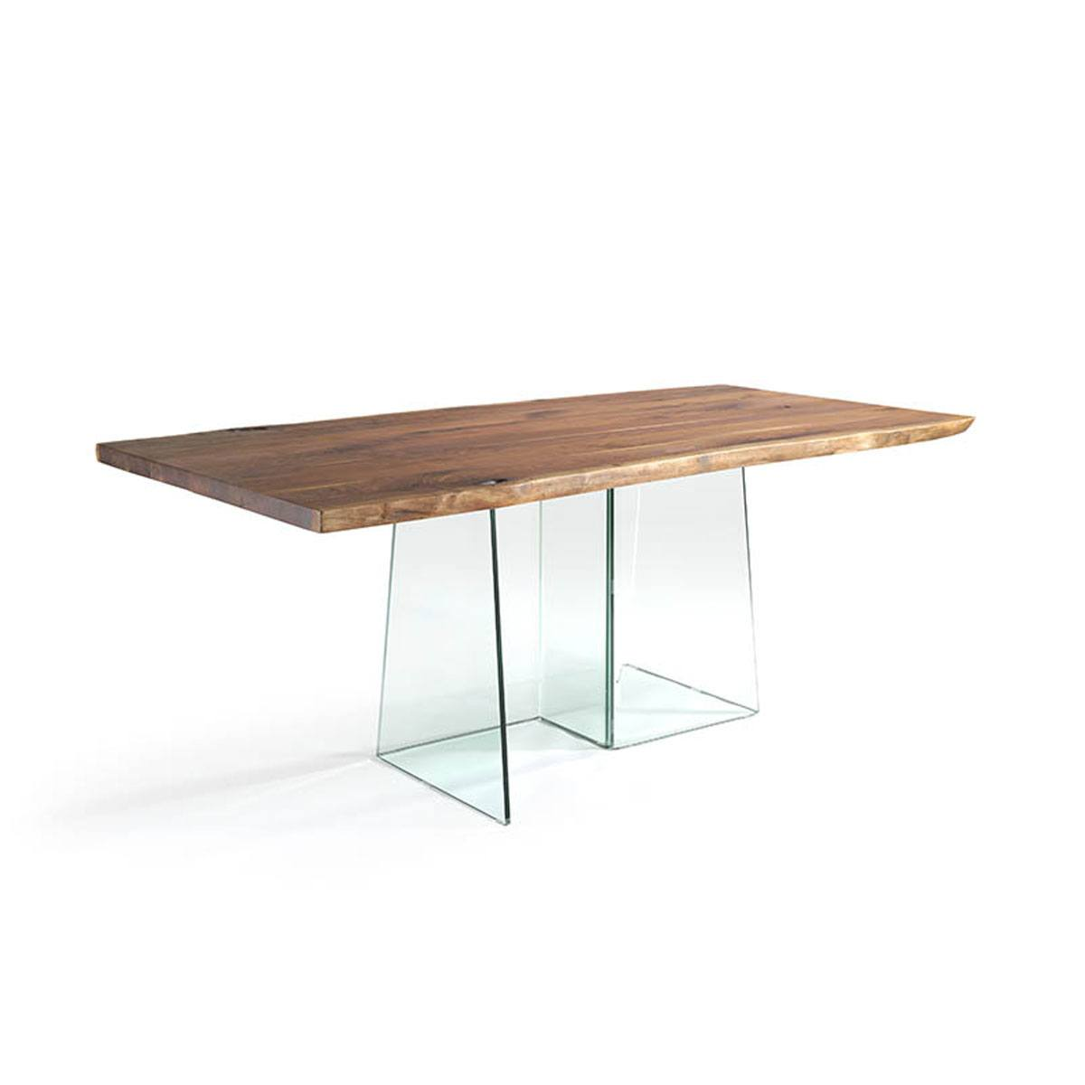 Mesa de comedor fresno o nogal 200cm Vida Comprar mesas de comedor