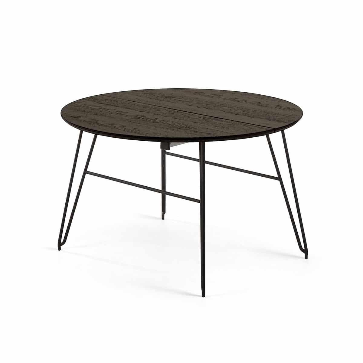 Mesa comedor redonda extensible - Artikalia - Muebles de diseño