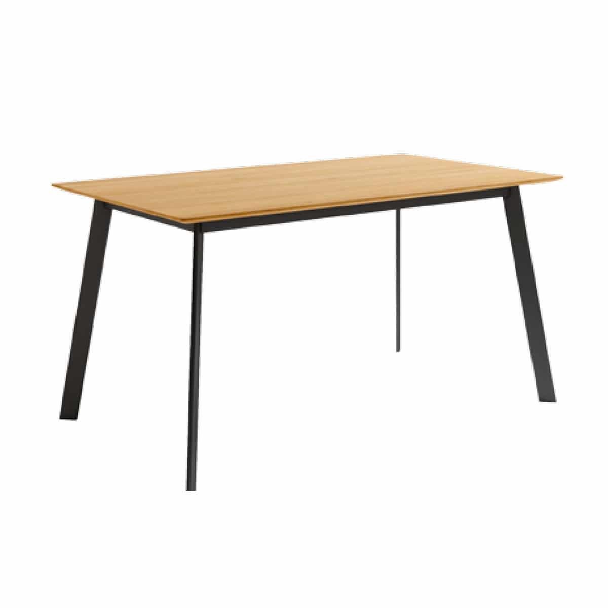 Mesa comedor color roble - Artikalia - Muebles de diseño